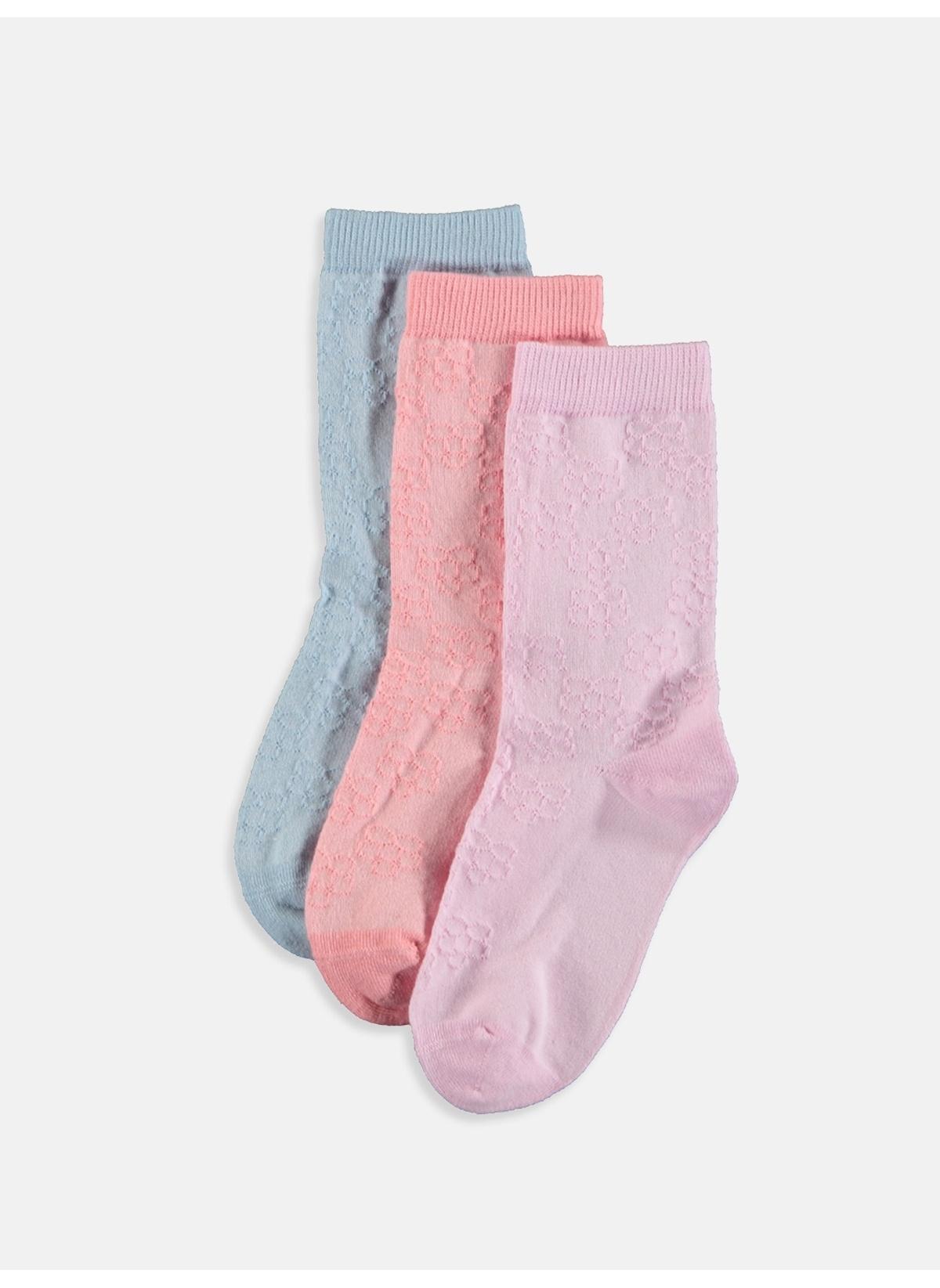 Kız Çocuk LC Waikiki Çorap Seti